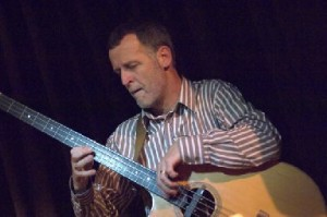 Ronan Guilfoyle, one of Ireland's best known jazz musicians