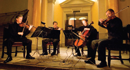 Russian interludes The Vanbrugh Quartet