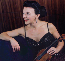 Celebrity Concert with Tasmin Little on violin