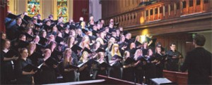 Irish Youth Chamber Choir
