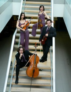 The ConTempo String Quartet