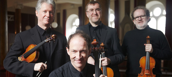 Slán – The Vanbrugh Quartet