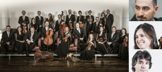 Bach on the Road <br>Irish Chamber Orchestra