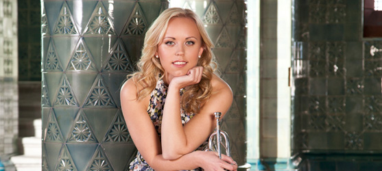 Diva of the Trumpet! <br>Tine Thing Helseth